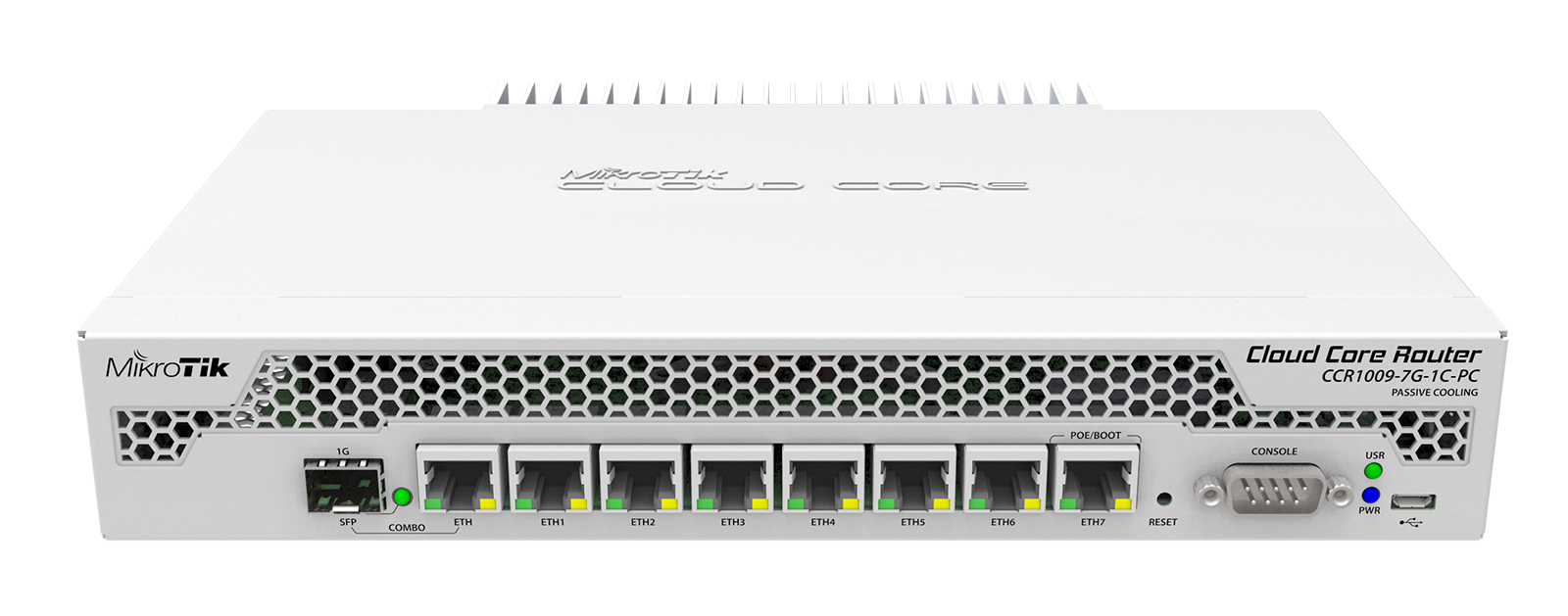 Mikrotik Cloud Router Switch Crs125 24g 1s Rm