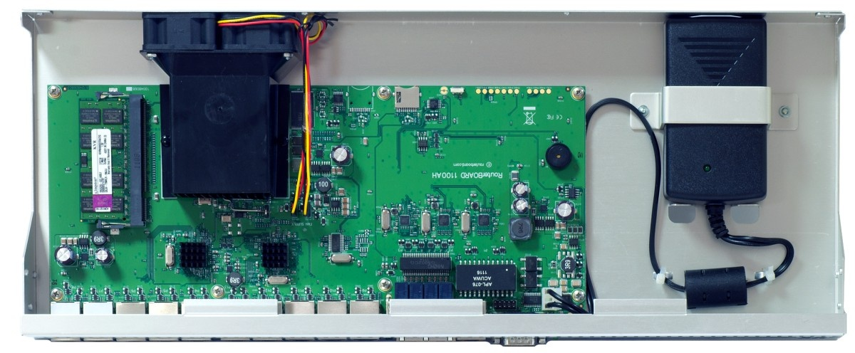 Mikrotik Routerboard Rb1100ahx2 Lm