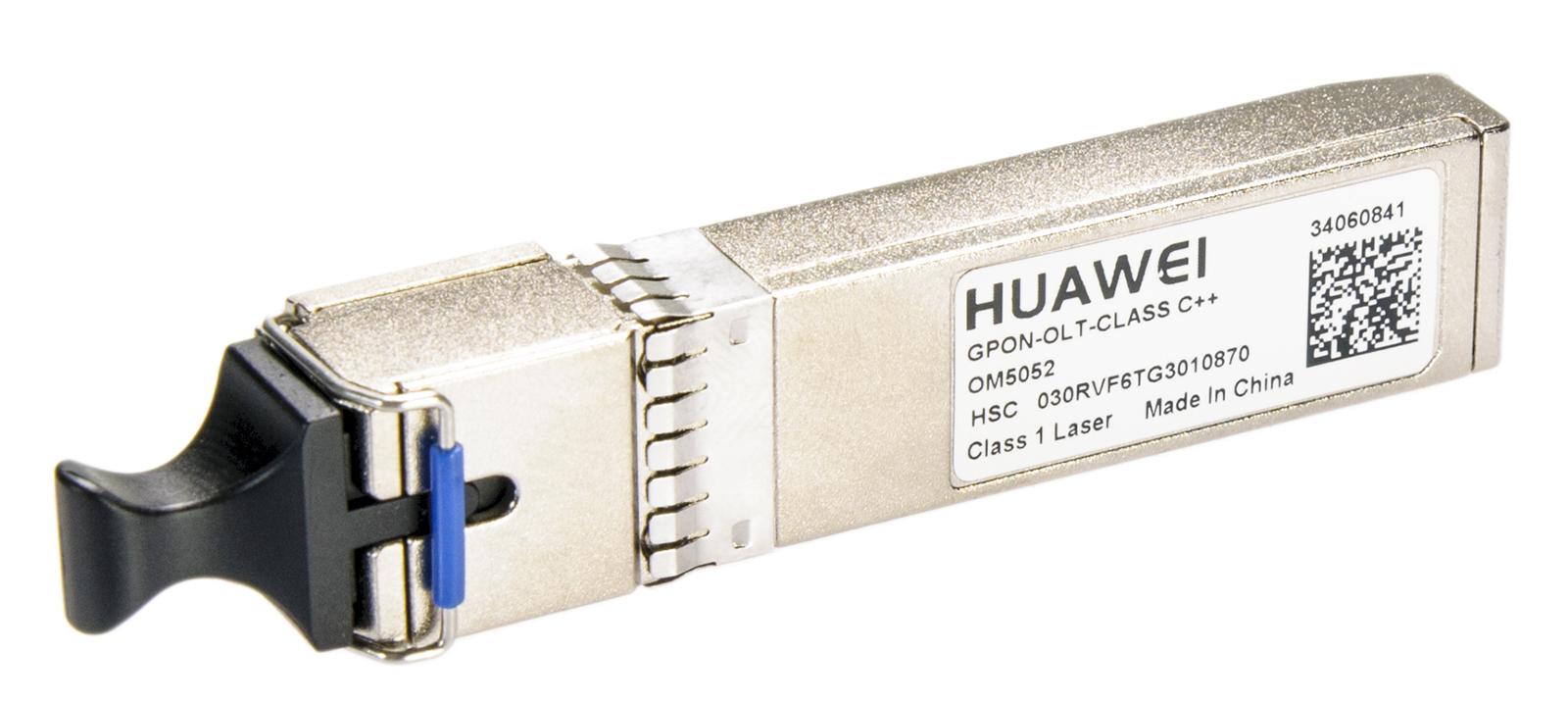 Huawei GPON OLT wkładka SFP C++